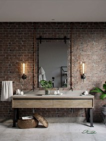 Industrial Farmhouse Bathroom Reveal 05
