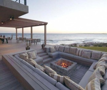 Amazing DIY Fire Pit Idea For Cold Day 03