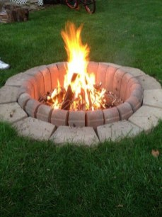 Amazing DIY Fire Pit Idea For Cold Day 18