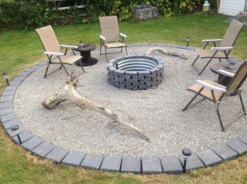 Amazing DIY Fire Pit Idea For Cold Day 29