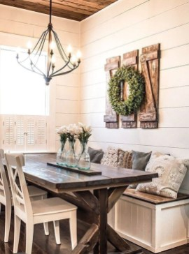 Amazing Farmhouse Wall Decoration Everyone Will Love 35
