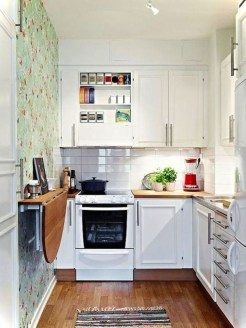 Amazing Modern Farmhouse Kitchen Decoration For Small Space 30