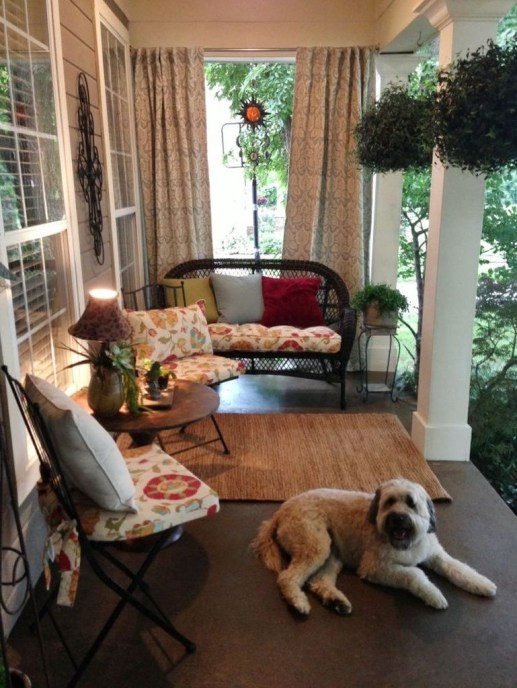 Best Front Porch Decor For Relax Place 01