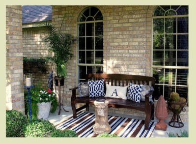 Best Front Porch Decor For Relax Place 09