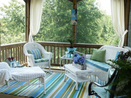 Best Front Porch Decor For Relax Place 14