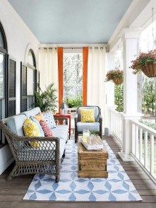 Best Front Porch Decor For Relax Place 27