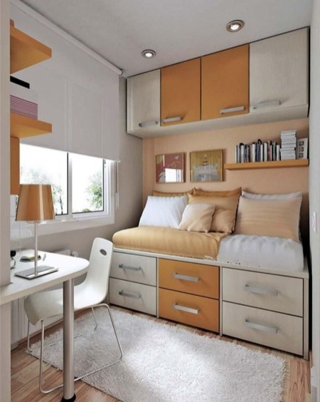 Clever Bedroom Lighting For Big Space 27
