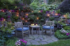 Creative Large Garden Inspiration In The Backyard 03