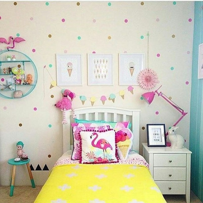 Cute Room Decor For Youthful Girls 08