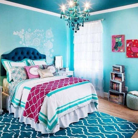Cute Room Decor For Youthful Girls 29