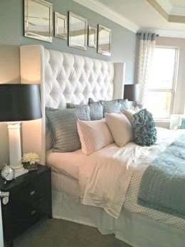 Easy Tips To Decorate Small Master Bedroom With Neutral Color 31