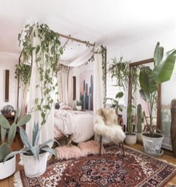 Extraordinary Bohemian Makeover To Maximize Your Room 12