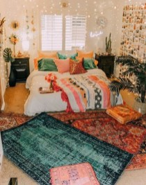 Extraordinary Bohemian Makeover To Maximize Your Room 30