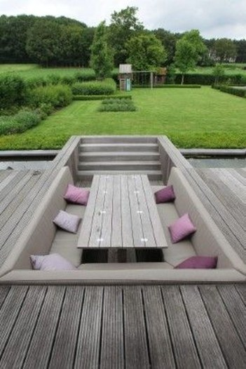 Fabulous Seating Area In The Garden 03