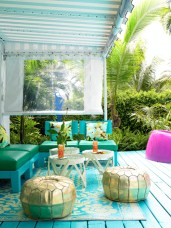 Fabulous Seating Area In The Garden 04