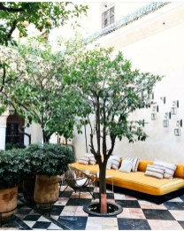 Fabulous Seating Area In The Garden 21