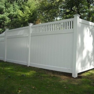 Fabulous Wooden Fences For Front Yard Remodel 06