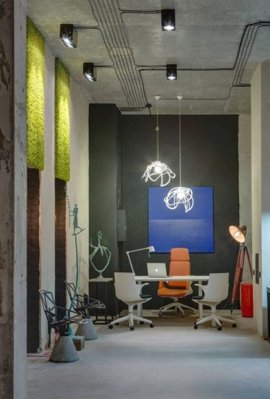 Fabulous Workspace Decor With Modern Style 10