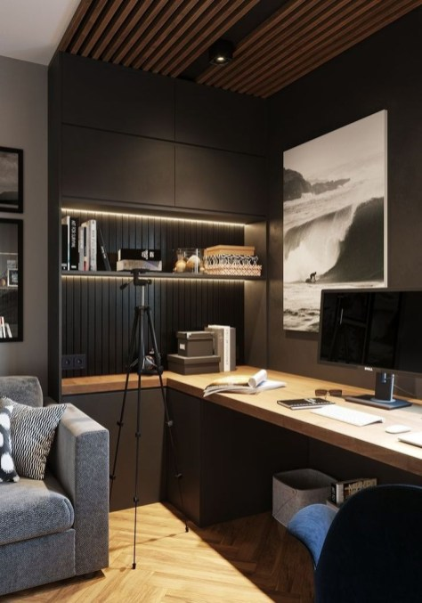 Fabulous Workspace Decor With Modern Style 16