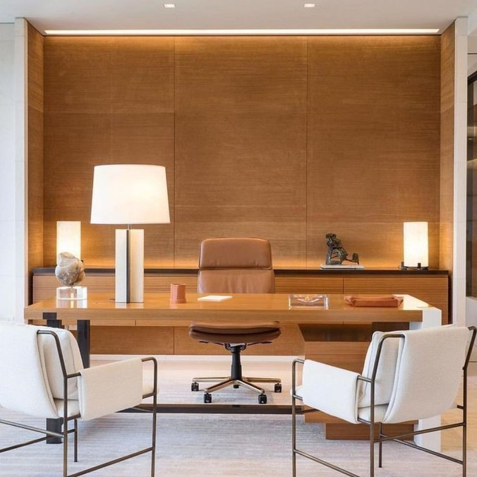 Fabulous Workspace Decor With Modern Style 18