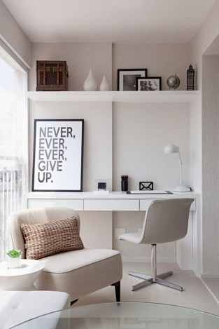Fabulous Workspace Decor With Modern Style 19