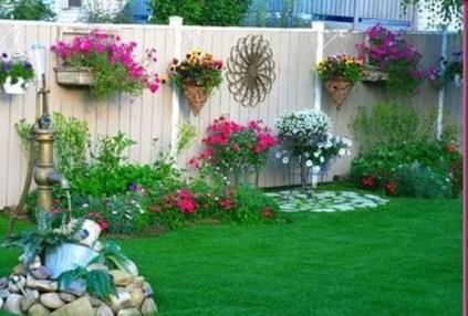 Gorgeous Garden Fences To Beautify Your Backyard 26