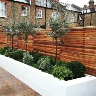 Gorgeous Garden Fences To Beautify Your Backyard 27