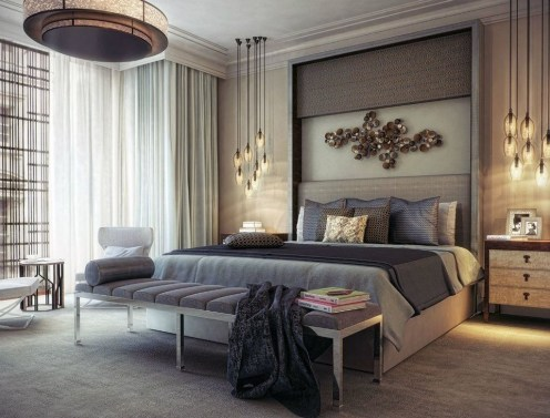 Incredible Modern Bedroom Design For Relax Place 13