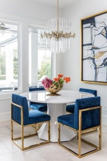 Inspiring Dining Room Table Design With Modern Style 01