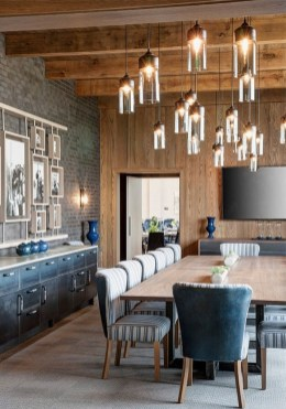 Inspiring Dining Room Table Design With Modern Style 07