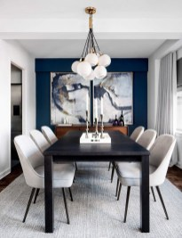 Inspiring Dining Room Table Design With Modern Style 16