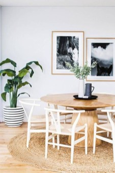 Inspiring Dining Room Table Design With Modern Style 20