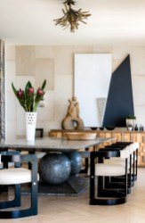 Inspiring Dining Room Table Design With Modern Style 23