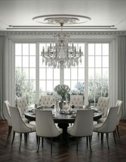 Inspiring Dining Room Table Design With Modern Style 28