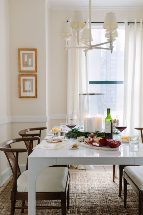 Inspiring Dining Room Table Design With Modern Style 29