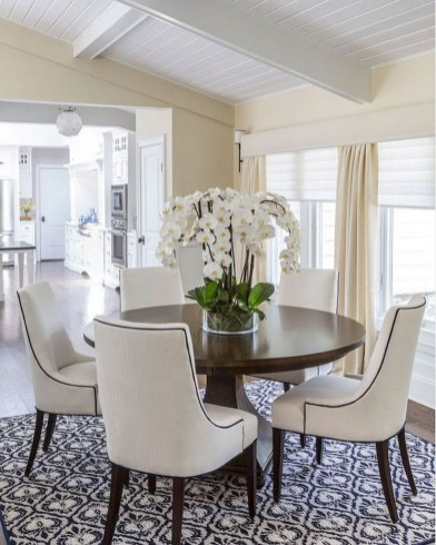 Inspiring Dining Room Table Design With Modern Style 38