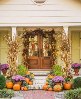 Perfect Front Porch Decoration For Fall 05