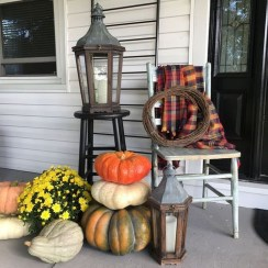 Perfect Front Porch Decoration For Fall 11