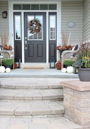 Perfect Front Porch Decoration For Fall 22