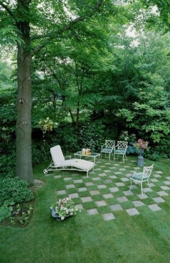 Simple But Beautiful Backyard Landscaping Idea On Budget 07