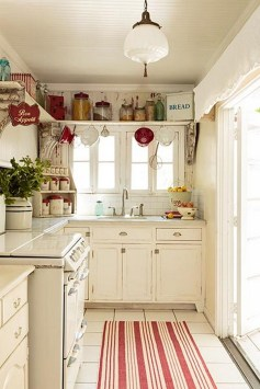 Small Kitchen Decor Idea With Farmhouse Style 26