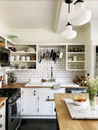 Small Kitchen Decor Idea With Farmhouse Style 27