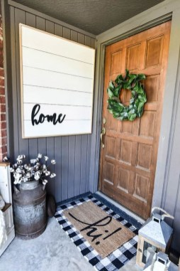 Stunning Fall Front Porch Decoration To Inspire Yourself 36