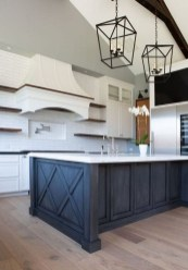 Farmhouse Kitchen Decorating Ideas With Wooden Cabinet 09