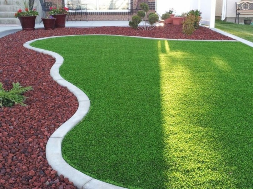 Incredible Edging Garden For Your Front Yard 20