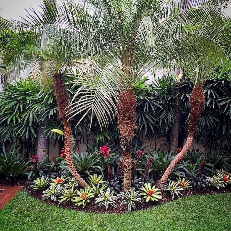 Incredible Edging Garden For Your Front Yard 23