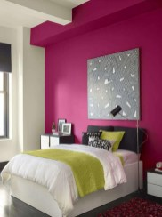 Lovely Small Bedroom Decor With Pink Nuance 22