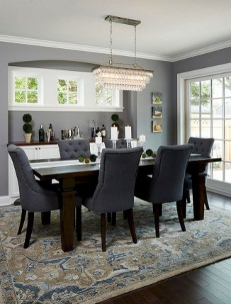 Lovely Small Dining Room Decoration In Your House 15