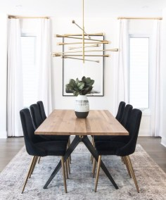 Lovely Small Dining Room Decoration In Your House 19