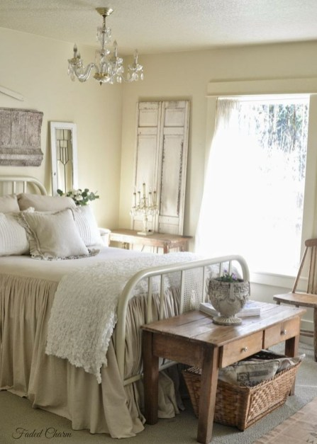 Nice Fall Bedroom Decoration For Farmhouse Style 10